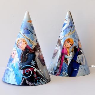 Парти шапка Елза и Ана Замръзналото кралство