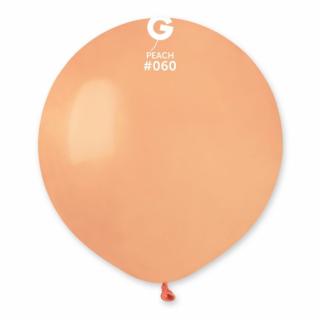Балон цвят сьомга пастел, 48 см диаметър, Gemar G150 /Gd/