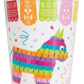 Хартиена парти чашка Мексиканска Фиеста  250 мл, Mexican Fiesta