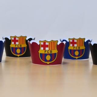 Подложка за мъфини Барселона