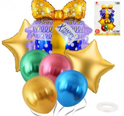 Комплект 7 бр. балони