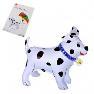 "Балон ""Кученце"" Далматинец /фолио/, 49х59 см"