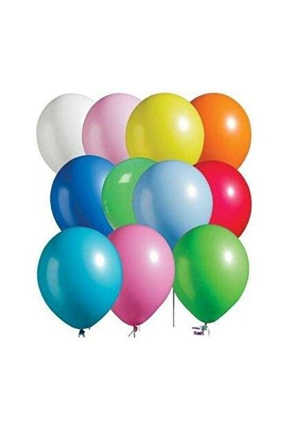 Балон микс пастелни цветове, диаметър 30 см, 10 бр. в пакет