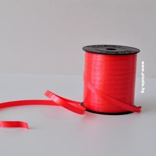 Лента за връзване на балони червена /10 метра/