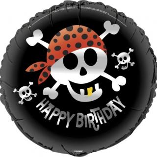 Фолиев балон Пират 45 см диаметър