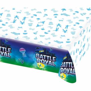 Парти покривка Фортнайт / Battle Royal 137х243 см, лиценз Amscan /Gd/