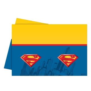 Парти покривка Супермен 120х180 см, лицензирана
