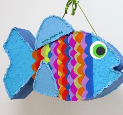 Пинята Риба дължина 60 см / Pinata Fish