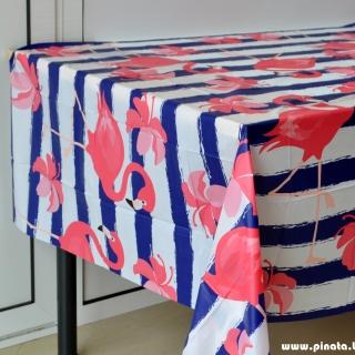 Парти покривка Фламинго 120х180 см