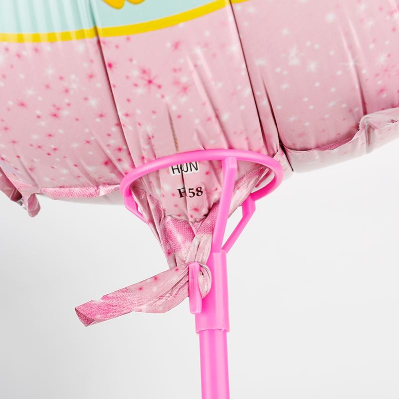 Комплект пръчка /стик/ и държач  за фолиев балон