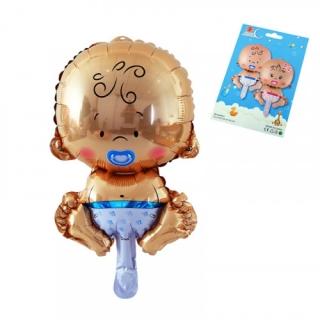Балон Бебе - Момче, 49 см