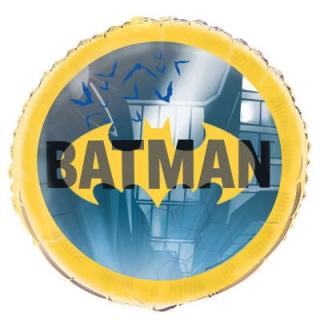 Фолиев балон Батман 45 см диаметър, Batman