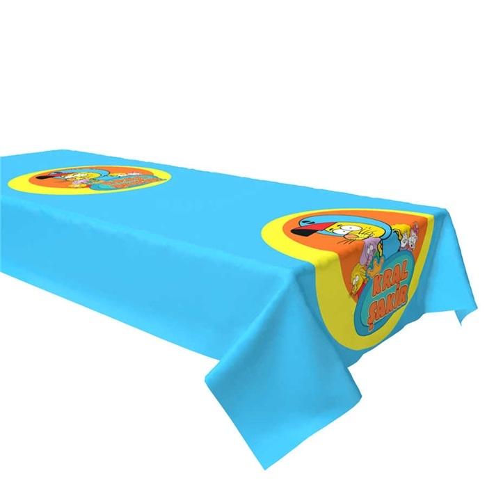 Парти покривка Крал Шакир / Kral Sakir 120х180 см, лиценз