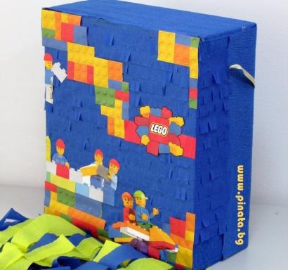 Пинята Лего 40х40см