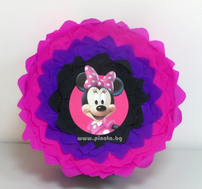 Пинята Мини Маус 8 / Pinata Minnie Mouse 8