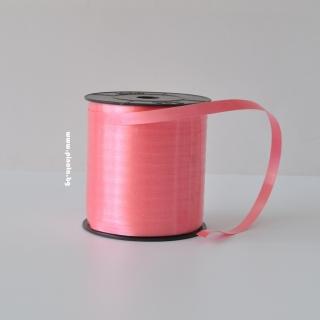 Лента за връзване на балони розова перла /10 метра/