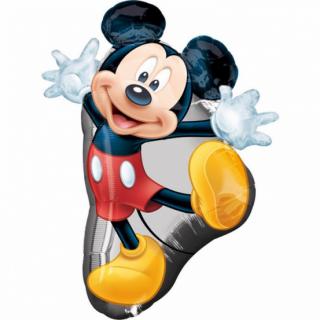 Фолиев балон фигура Мики Маус, 78 см лиценз Anagram /Gd/
