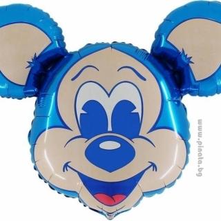 Фолиев балон Мики Маус 90 см ширина