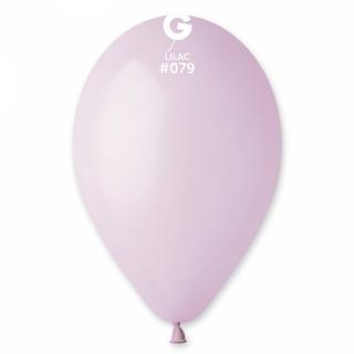 Балон лалав пастел, диаметър 30 см, 10 бр. в пакет