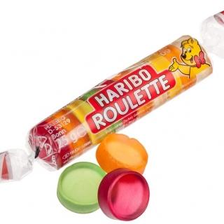 Желирани бонбони Харибо Ролен  / Haribo Roulette 25 гр.