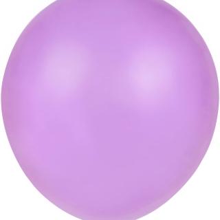 Балон лавандула пролет пастел, диаметър 30 см, 10 бр. в пакет