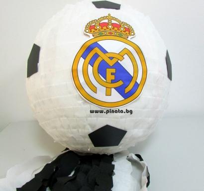 Пинята Реал Мадрид диаметър 40 см