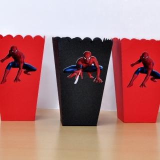 Парти кутийка за пуканки Спайдърмен