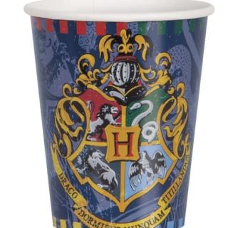 Хартиена парти чашка 250 мл Хари Потър / Harry Potter лиценз