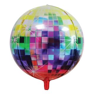 Фолиев балон Диско топка, парти / Disco Ball