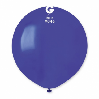 Балон тъмно син, 48 см диаметър, Gemar G150 /Gd/