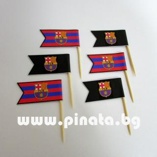 Парти Знаменца Барселона
