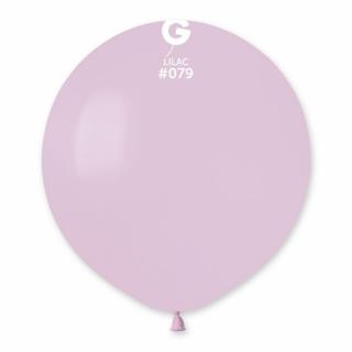 Балон цвят лавандула пастел, 48 см диаметър, Gemar G150 /Gd/