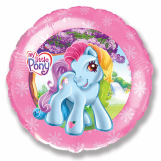 Фолиев балон Малкото Пони, 40 см  Flexmetal /Gd/