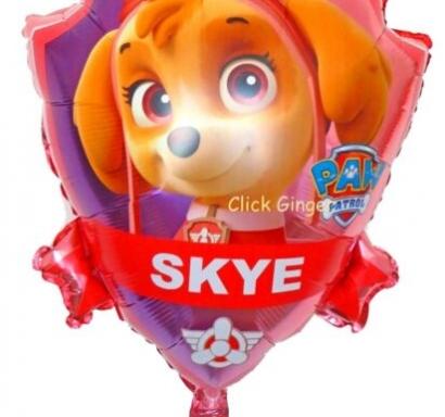 Фолиев балон Скай Пес Патрул  65 см