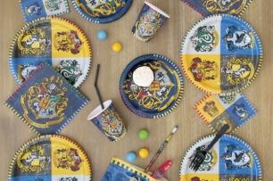 Хартиена парти чинийка Хари Потър / Harry Potter, 23 см лиценз