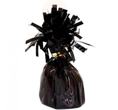 Тежест за балони - цвят черно