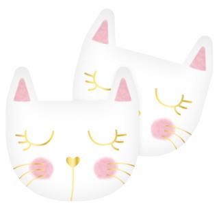Парти салфетки Коте / Cat 33х33 см, 12 бр. в пакет /Gd/