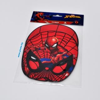 Парти маски Спайдърмен 6 бр пакет, лицензирани Марвел