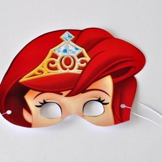 Парти маска Ариел