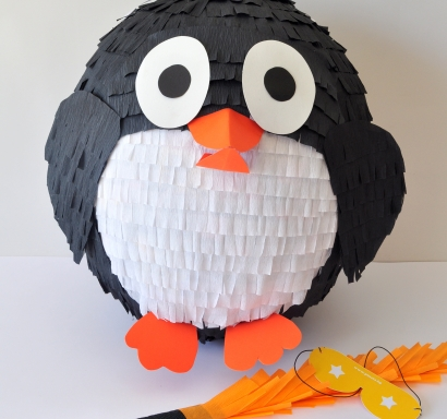 Пинята Пингвин височина 60 см