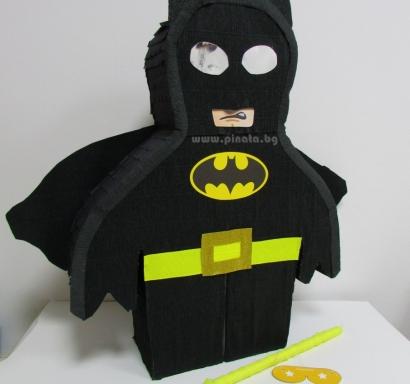 Пинята Батман Лего фигура височина 85 см