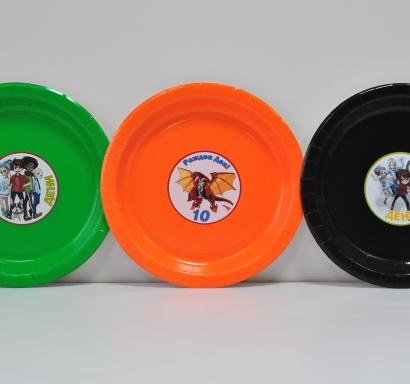 Персонализирана хартиена парти чинийка Бакуган