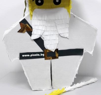 Пинята Лего Нинджаго фигура /вис.70 см, шир. 56 см/