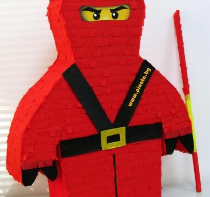 Пинята Лего Нинджаго Лойд фигура /вис.70 см, шир. 60 см/ Pinata Lego Ninjago Lloyd