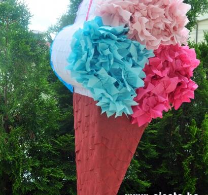 Пинята Сладолед / Pinata Icecream 60 см