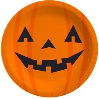 Хартиена парти чашка, Хелоуин /  Halloween, 8 бр. в опаковка