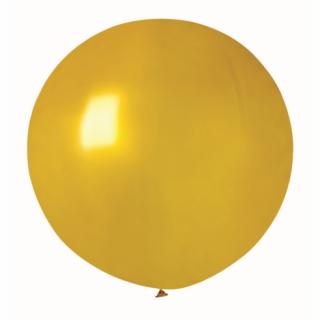 Балон  сфера  диаметър 80 см, златен металик  Gemar G220 /Gd/