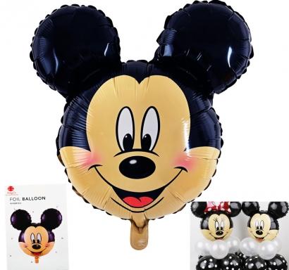 Фолиев балон Мики Маус глава 68,5 см
