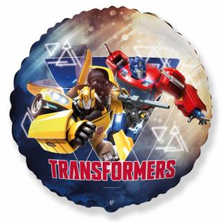 Фолиев балон Трансформърс / Transformers 40 см, Flexmetal /Gd/