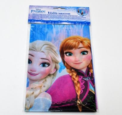 Парти покривка Елза и Ана Замръзналото Кралство 120х180 см, лицензирани Дисни
